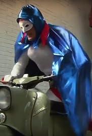 Super Hero Steve Poster