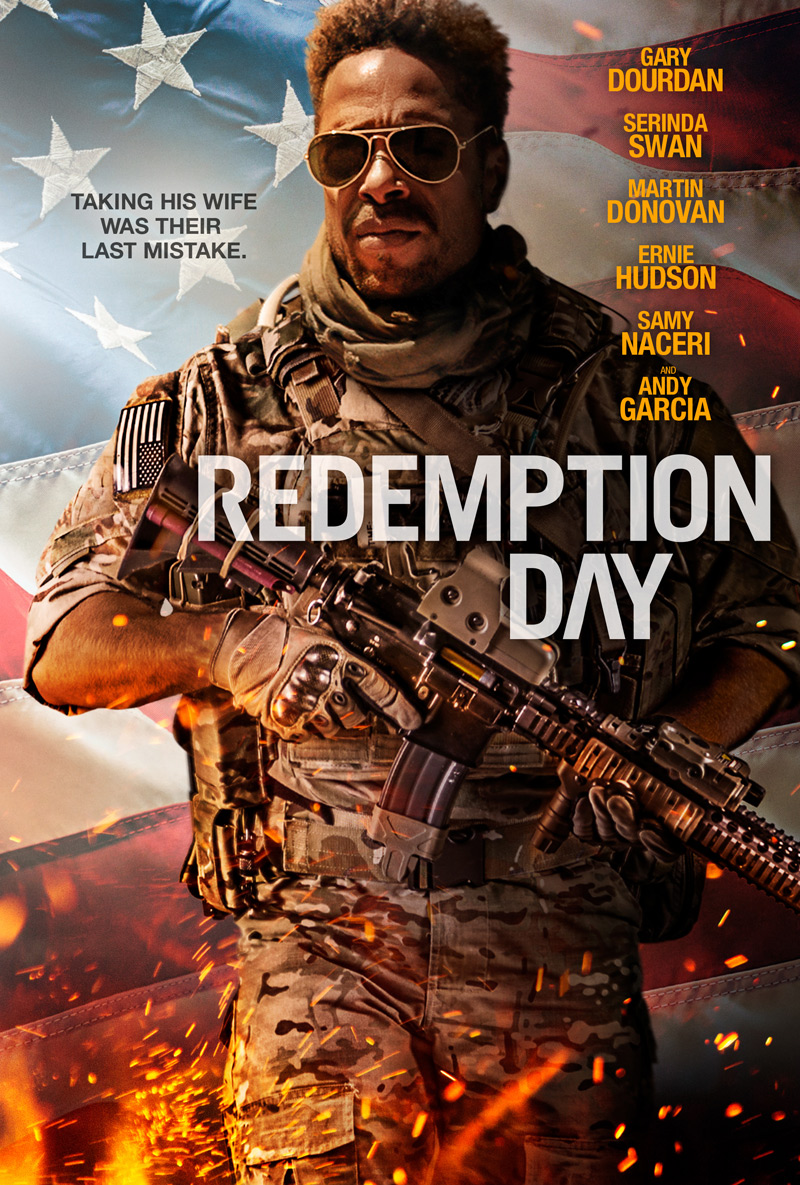 Redemption Day (2021) English Movie 480p WEBRip x264 ESubs 350MB