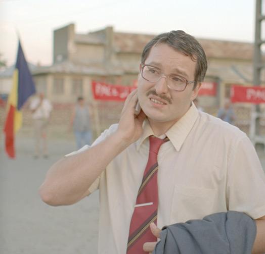 Emanuel Parvu in Amintiri din epoca de aur (2009)