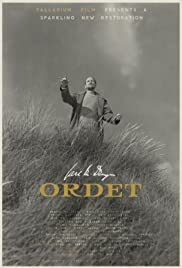 Ordet (1955) Poster - Movie Forum, Cast, Reviews
