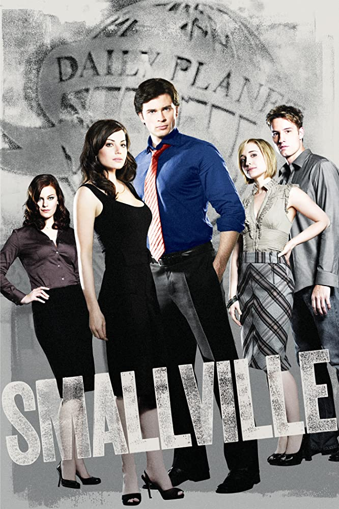 Smallville S8 (2011) Subtitle Indonesia