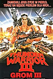 Thunder III (1988) Poster - Movie Forum, Cast, Reviews