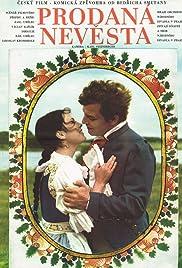 The Bartered Bride Poster