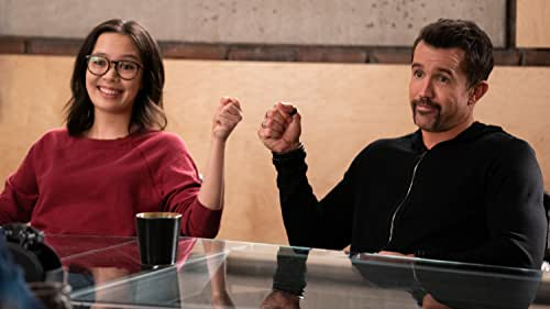 Getting along with co-workers is a full time job at Mythic Quest. Watch Mythic Quest Season 2 on Apple TV+