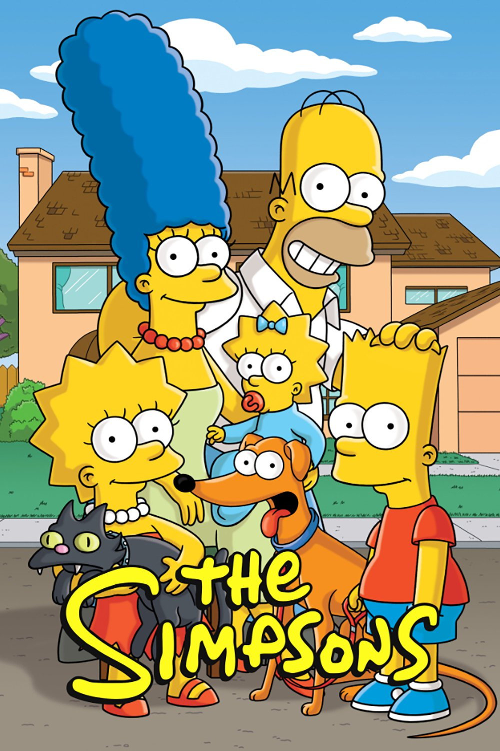 Simpsonai (1-32 sezonas) / The Simpsons (1989-2020)