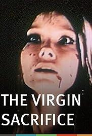 The Virgin Sacrifice Poster