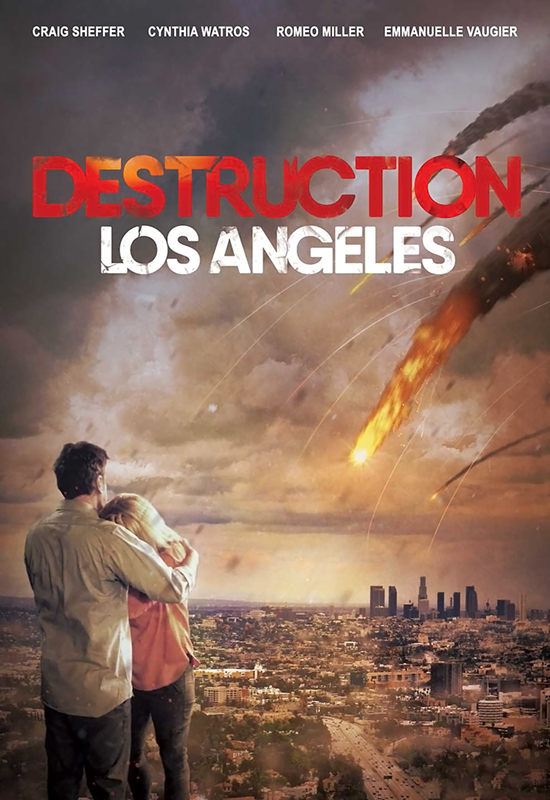 Destruction Los Angeles (2017) Dual Audio Hindi 480p HDRip 300MB MKV