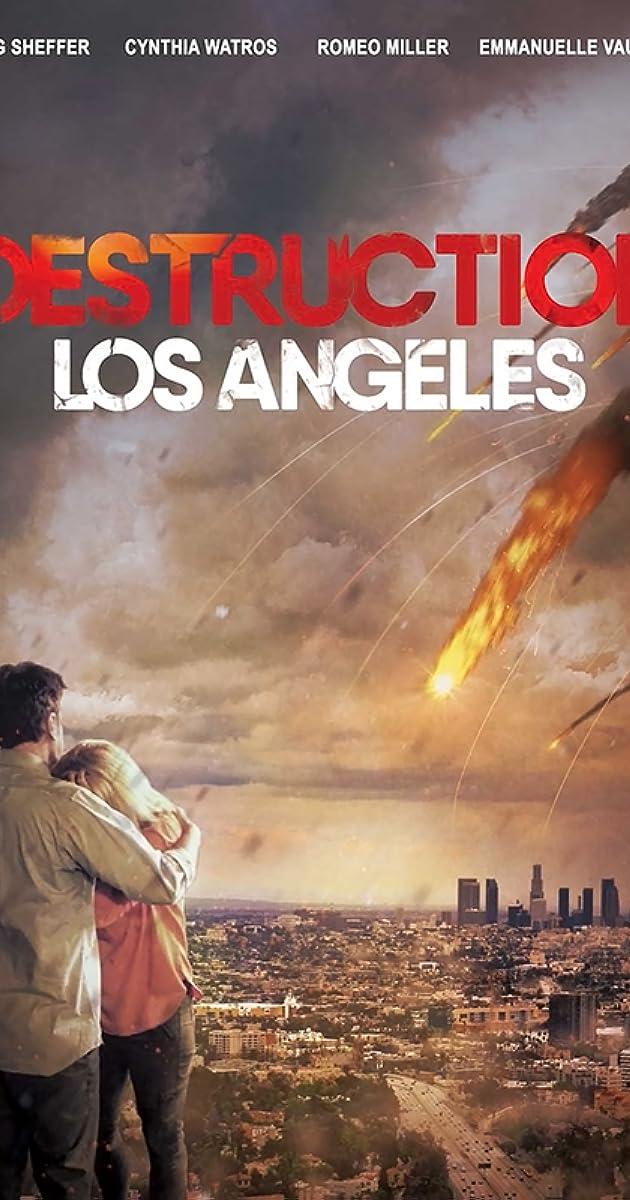 Subtitle of Destruction Los Angeles