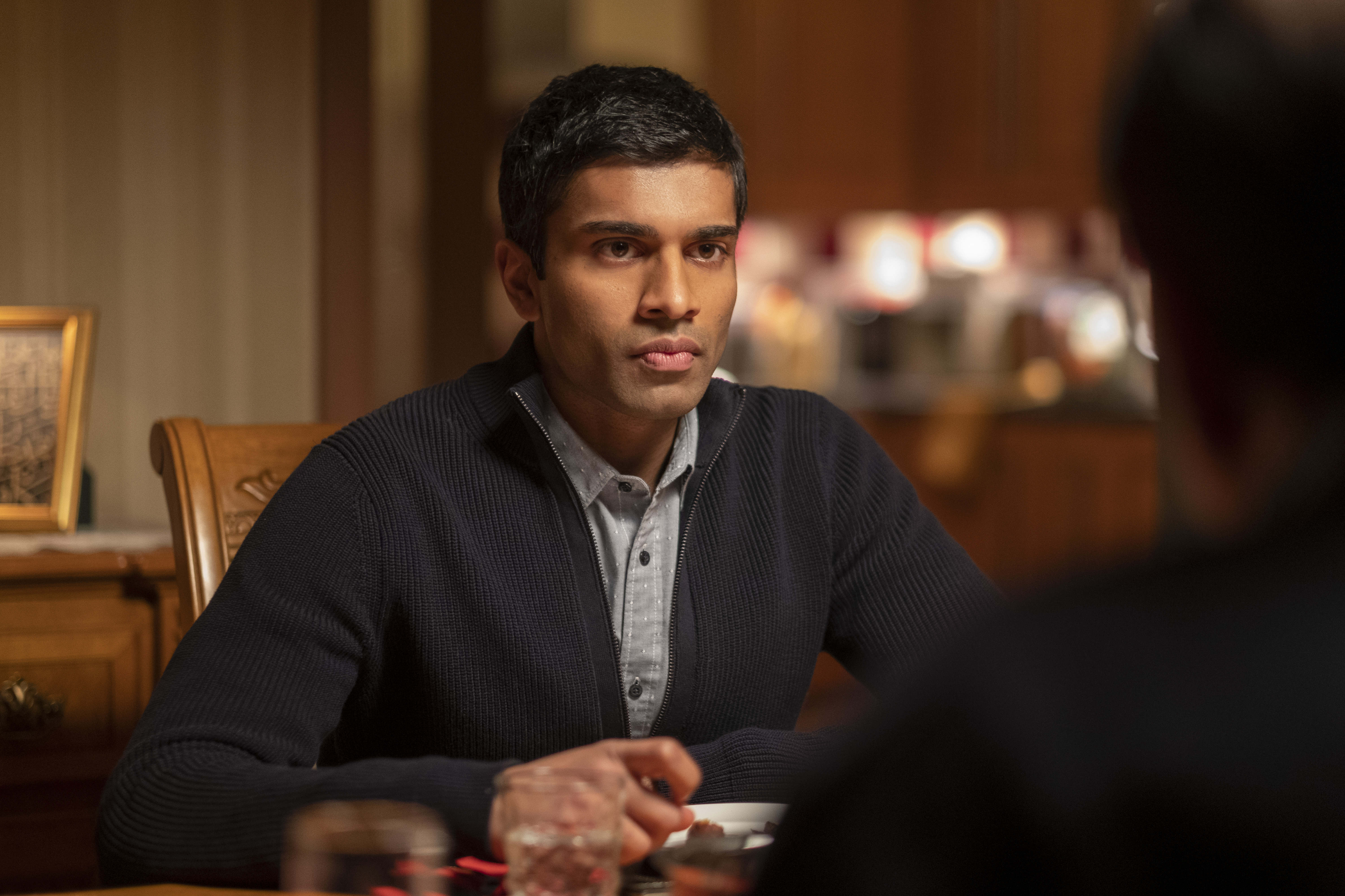 Nikesh Patel in Four Weddings and a Funeral (2019)