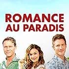 Brian Krause, Melanie Stone, and Casey Elliott in Retreat to Paradise (2020)