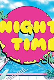 The Night Time Show Poster