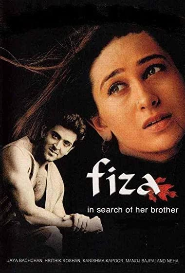 Poster of Fiza 2000 Full Hindi Free Download Watch Online In HD Movie Download 720p HDRip