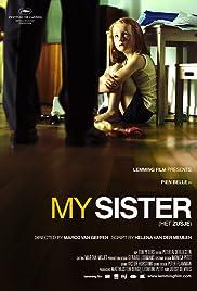 Het zusje Poster