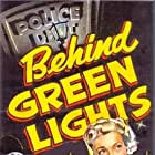 Mary Anderson, Richard Crane, and Carole Landis in Behind Green Lights (1946)