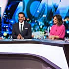 Rove McManus, Lisa Wilkinson, Waleed Aly, and Tommy Little in The 7PM Project (2009)