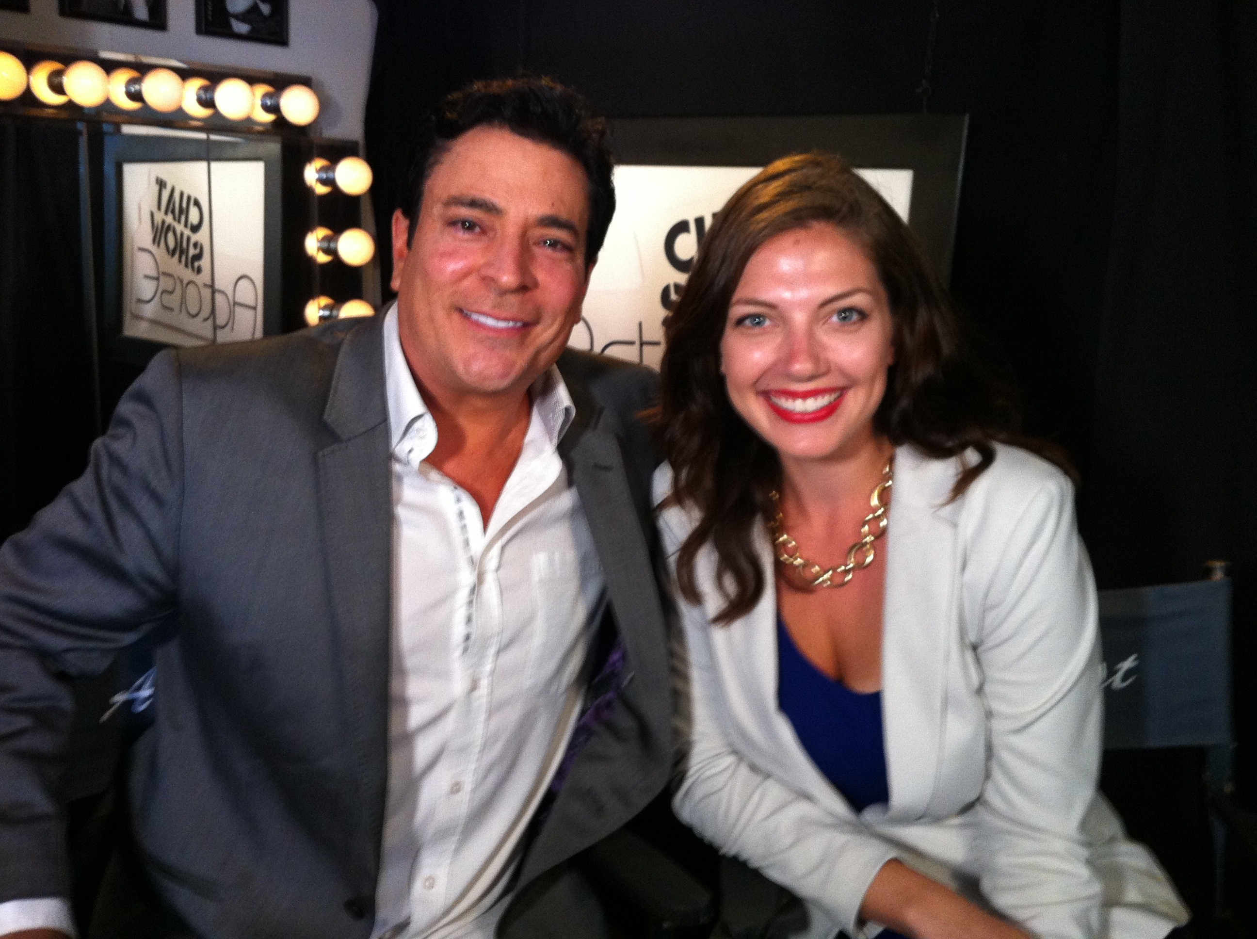 Writer/Director Daniel R. Chavez guest appearance on ActorsE Chat with host Julie-Kathleen Langan.