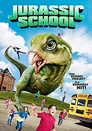 Movie Jurassic School (2017)