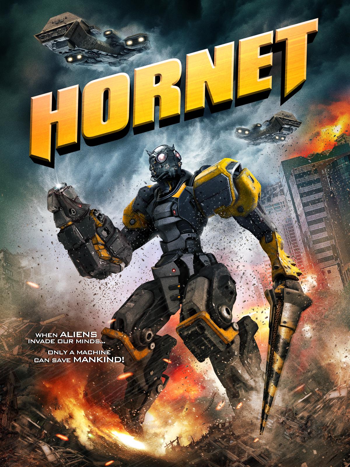 Image result for Hornet movie 2018
