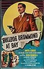 Bulldog Drummond at Bay (1947) Poster
