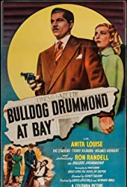 Bulldog Drummond At Bay 1947 Imdb