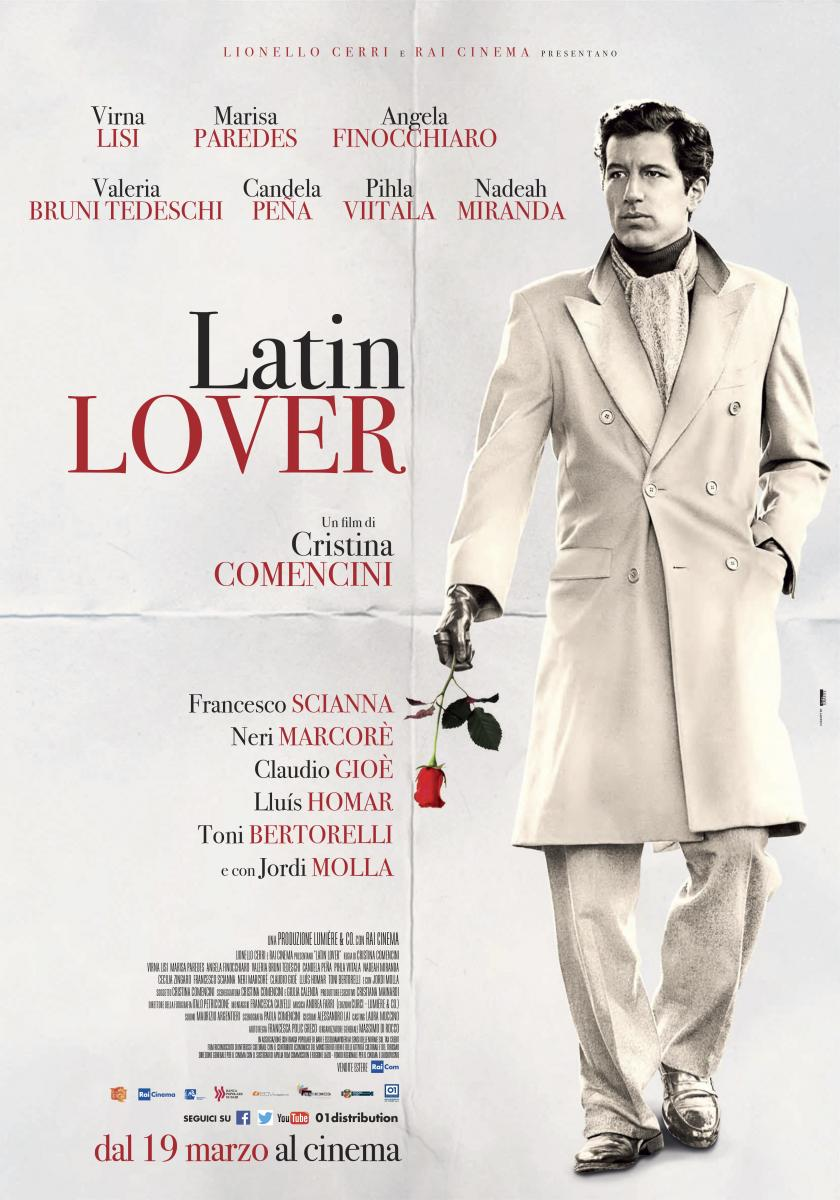 Pihla Viitala Latin Lover - IT 2015 [SD/1080p] nude (65 image)