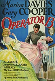 Operator 13 (1934) Poster - Movie Forum, Cast, Reviews