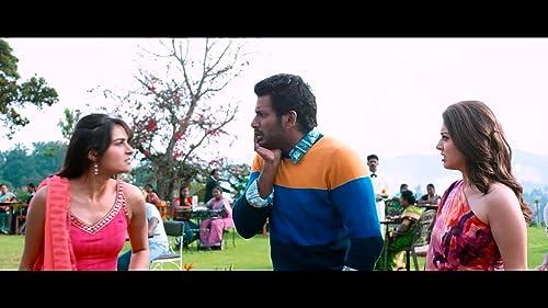 Aambala Trailer