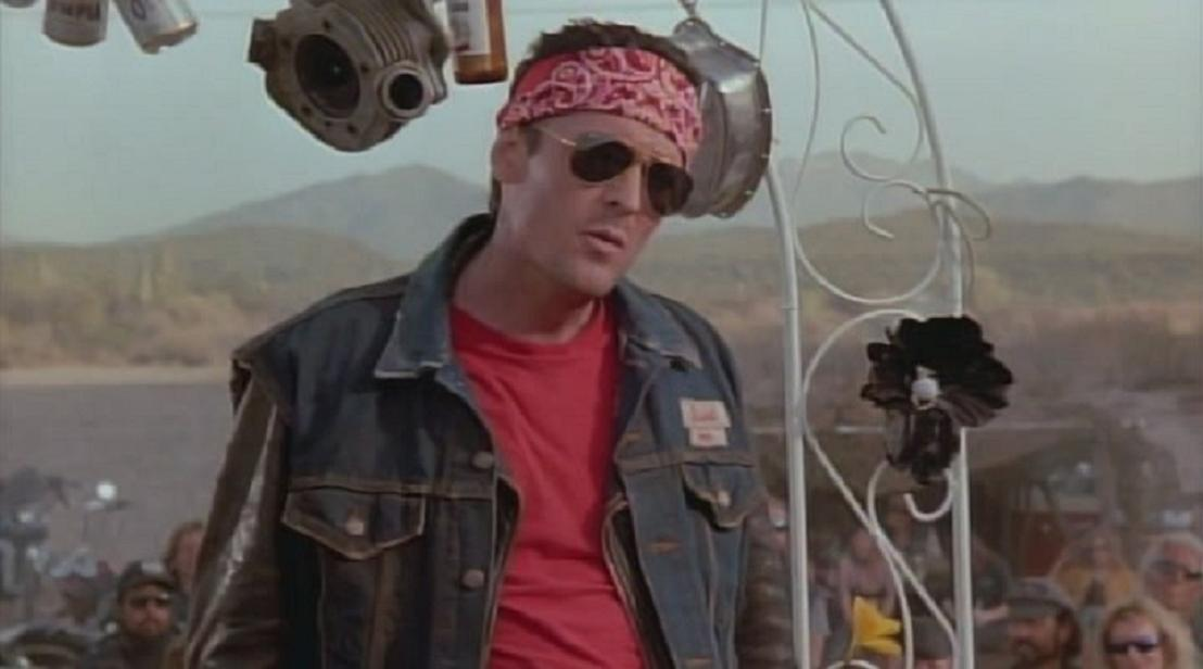 Michael Madsen in Beyond the Law (1993)
