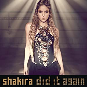 3d movies clips for 3d tv free download Shakira Feat. Kid Cudi: Did It Again by Sophie Muller [Mp4]