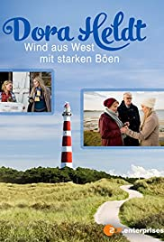 Dora Heldt: Wind aus West mit starken Böen Poster