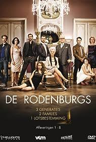 Wim Danckaert, Gilda De Bal, Pieter Embrechts, Hilde Heijnen, Mathias Sercu, Mike Verdrengh, Marie Vinck, Hein Blondeel, Lien de Grave, and Daphne Wellens in De Rodenburgs (2009)