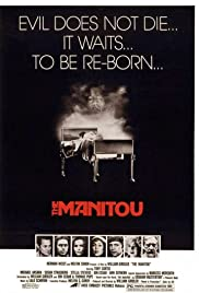 The Manitou (1977) Poster - Movie Forum, Cast, Reviews