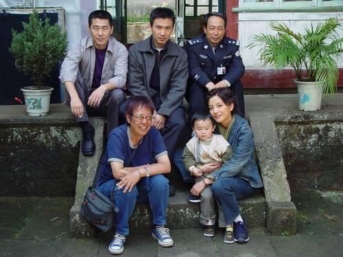 Ann Hui, Yunlong Liu, Haiying Sun, Wei Zhao, Jianbin Chen, and Jiatong Su in Yu guanyin (2003)