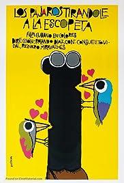 Los pájaros tirándole a la escopeta Poster