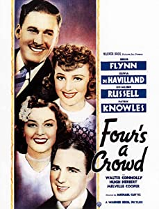 Movie releases Four's a Crowd [2048x1536]