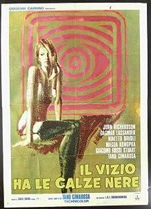 PC movie downloads Il vizio ha le calze nere Italy [iTunes]