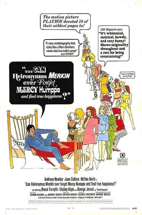 Can Heironymus Merkin Ever Forget Mercy Humppe and Find True Happiness? (1969)