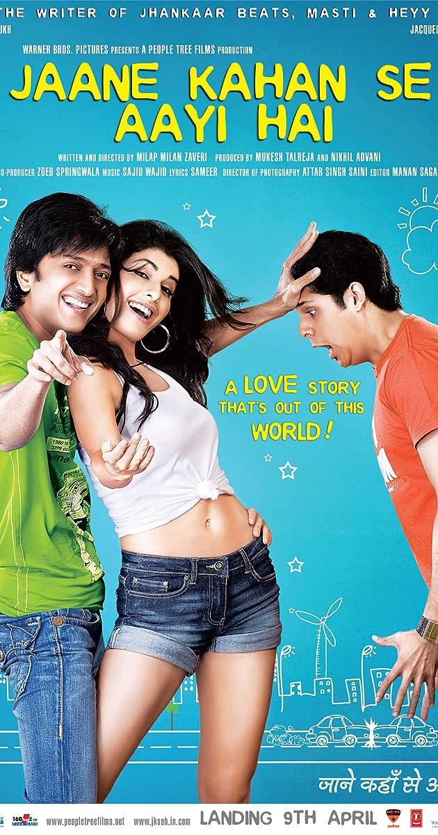 720p Jaane Kahan Se Aayi Hai download