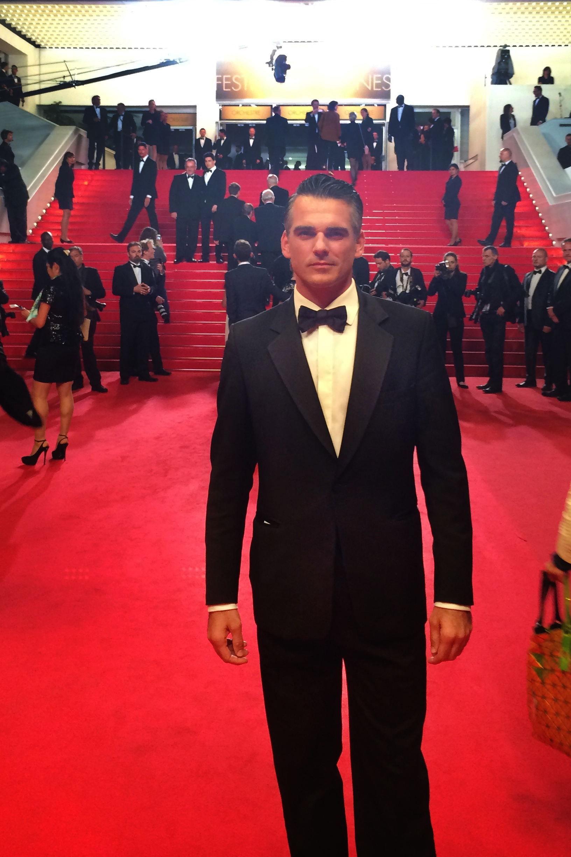 ssmc on Cannes 2014 red carpet