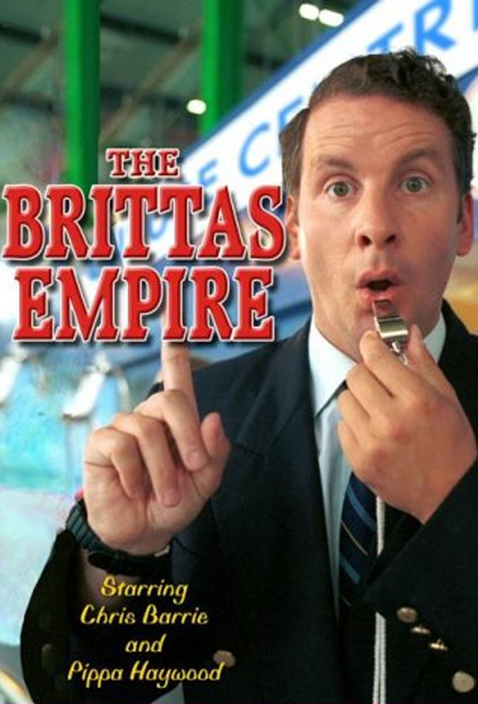 Chris Barrie in The Brittas Empire (1991)