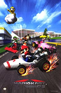 Mario Kart DS hd mp4 download