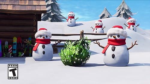 Fortnite: Sneaky Snowman