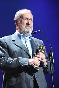 Josep Maria Forn in II Premis Gaudí de l'Acadèmia del Cinema Català (2010)