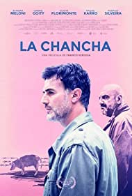 Gabriel Goity and Esteban Meloni in La chancha (2020)