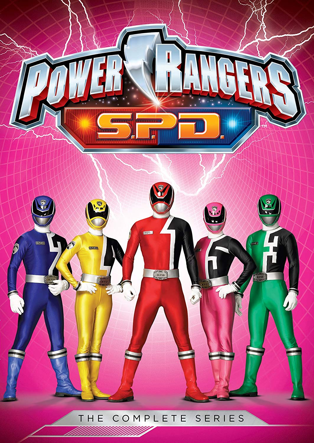 Power Rangers S P D  (TV Series 2005) - IMDb