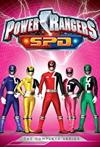 Primary photo for Power Rangers S.P.D.