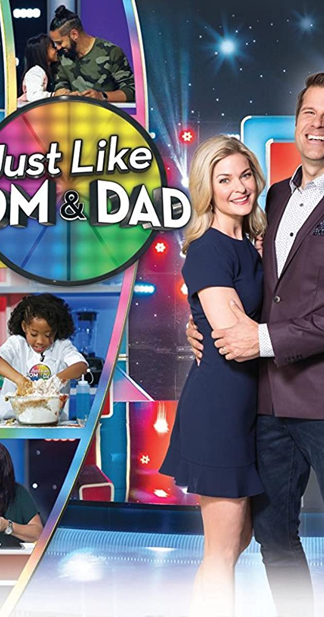 Just Like Mom And Dad (TV Series 2018– )