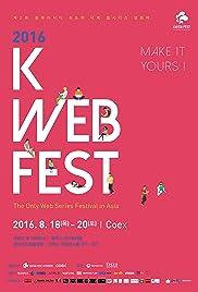 2016 KWEB Fest Award Show Poster