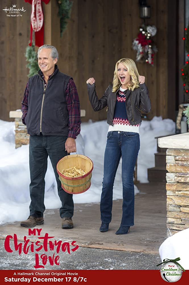 gregory harrison and meredith hagner in my christmas love 2016