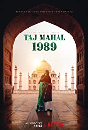 Taj Mahal 1989 Poster